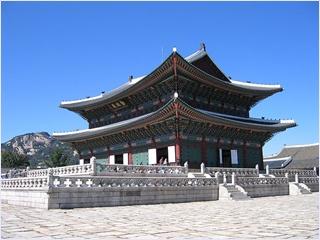 พระราชวังคยองบก (Gyeongbok Palace)