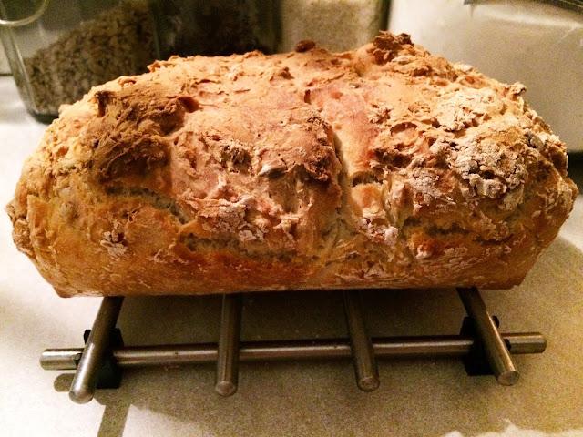 Ekspresowy domowy chleb