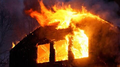 Leégett egy lakóépület Kétegyházán