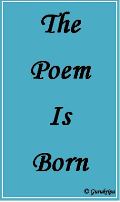 Image : The Poem is Born