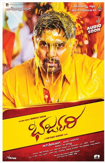 Bharjari 2017 Dual Audio Hindi 480p 500MB