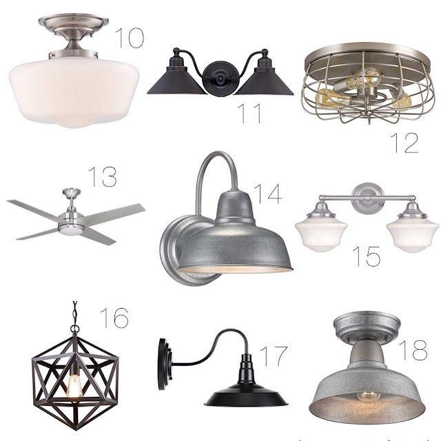 industrial lighting options