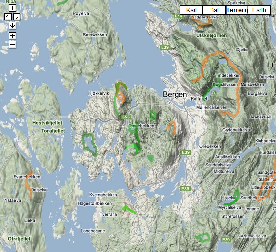 alvøskogen kart ALVØEN   Småvat~ Wilderness alvøskogen kart