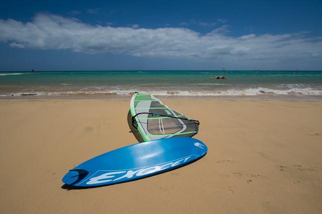 Surf a Risco al Paso-Fuerteventura