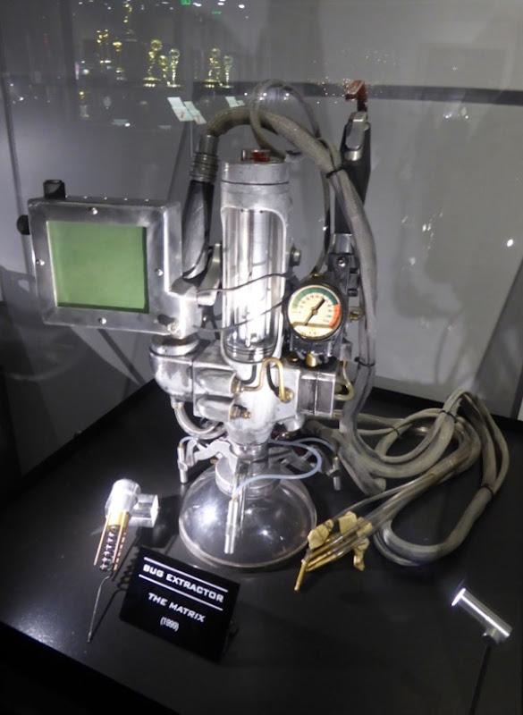 Matrix Bug Extractor film prop