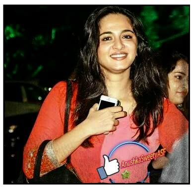 Anushka Shetty Rare Pic