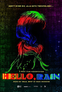 """Watch As Nollywood Brings In Its First Contemporary Sci-Fi Movie """"Hello, Rain"""""""