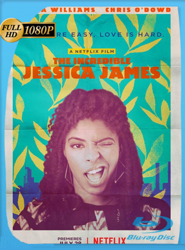 La Increíble Jessica James (2017) HD [1080p] Latino Dual [GoogleDrive] ​TeslavoHD