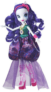 Legends of Everfree Doll Rarity
