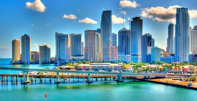 Clima em Miami em agosto