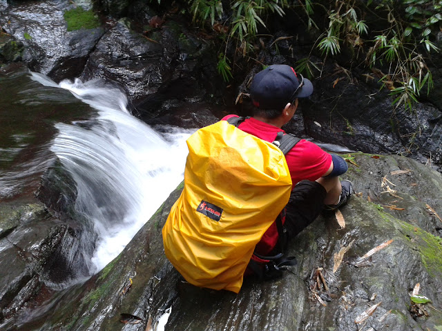 Photography in Busay Falls