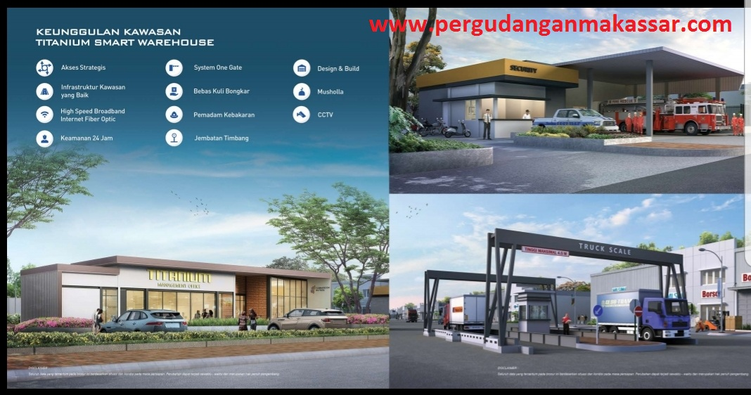 Pergudangan Titanium Warehouse By Summarecon