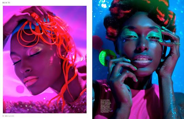 Domenique Terry - Cast Images - Mod Magazine