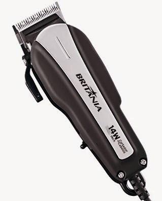 potência máquina cortar cabelo aumentar