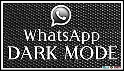 What is Whatsapp Night Dark Mode in Hindi Enable Black Theme