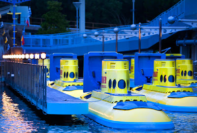Disneyland- Finding Nemo Submarine Ride to get Extended Refurbishment