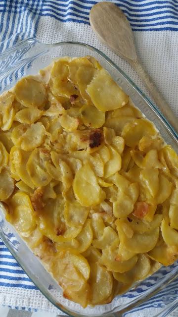 Gratin de pommes de terre à ma façon ;Gratin de pommes de terre à ma façon