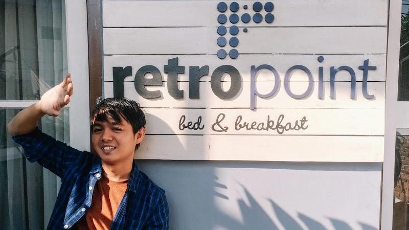 Menginap di Retro Point Bed & Breakfast Bandung: Murah dan Nyaman