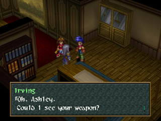 Wild Arms 2 Gameplay