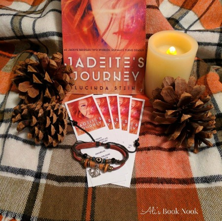 Book Swag Giveaway for Jadeite's Journey Book Release Tour