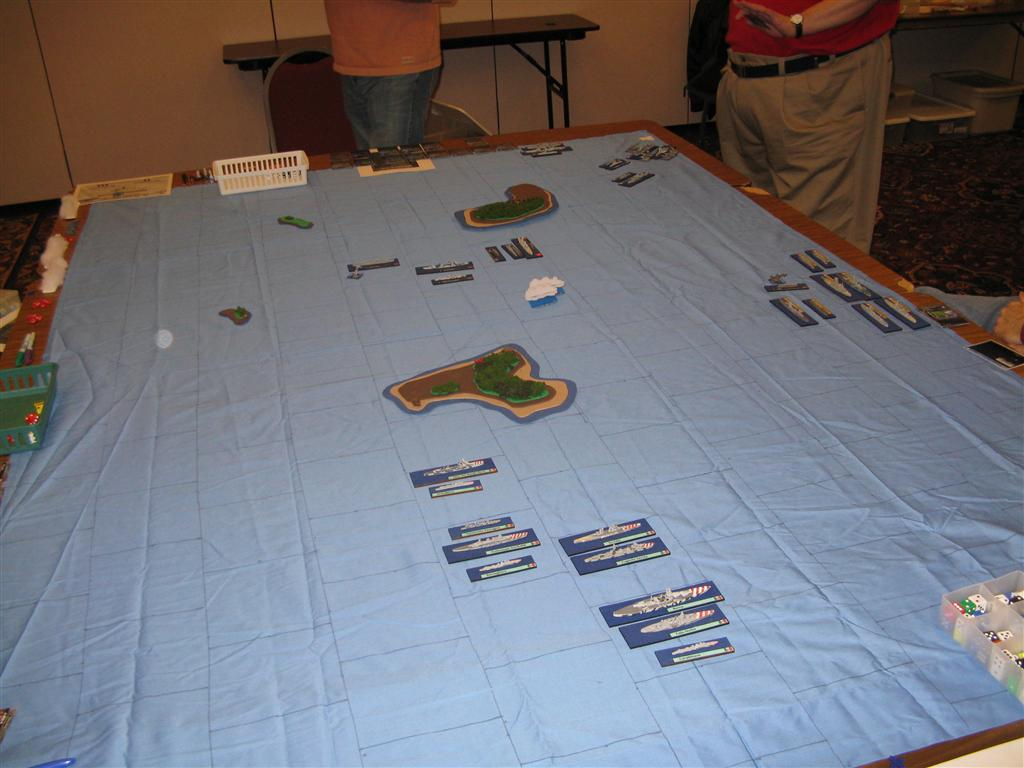 Axis And Allies Wargaming Miniatures