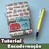 Como fazer um caderno diário de viagem   Encadernação   PAP   Tutorial   #PapelEmTudo