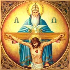 Santísima Trinidad - Padre, Hijo y el Espíritu Santo