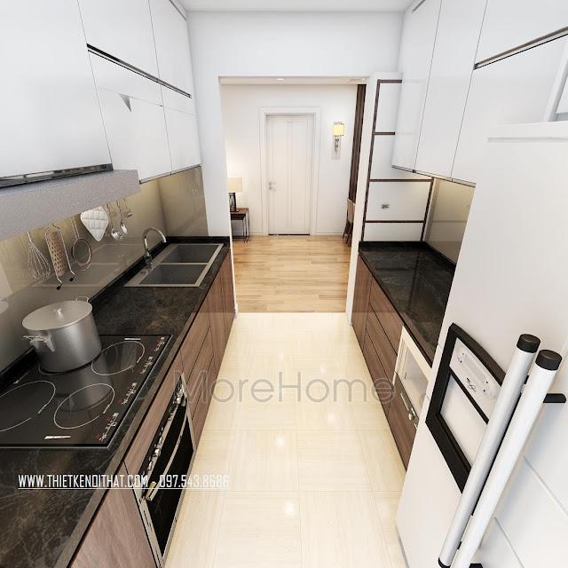 Gợi ý cách thiết kế nội thất nhà bếp tiết kiệm và đẹp 2