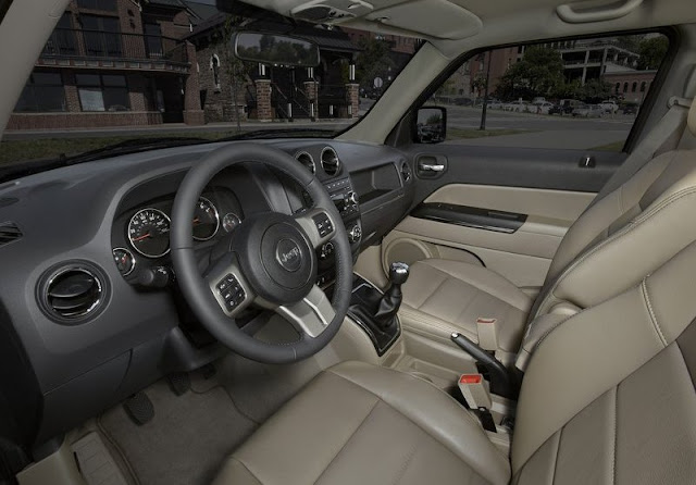 2013 Jeep Patriot Freedom Edition Interior