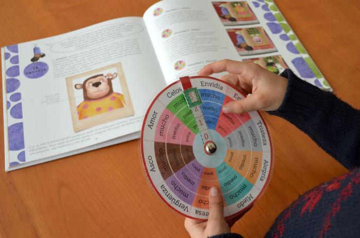 libro emocionómetro inspector drilo susanna isern, cuento educación emocional