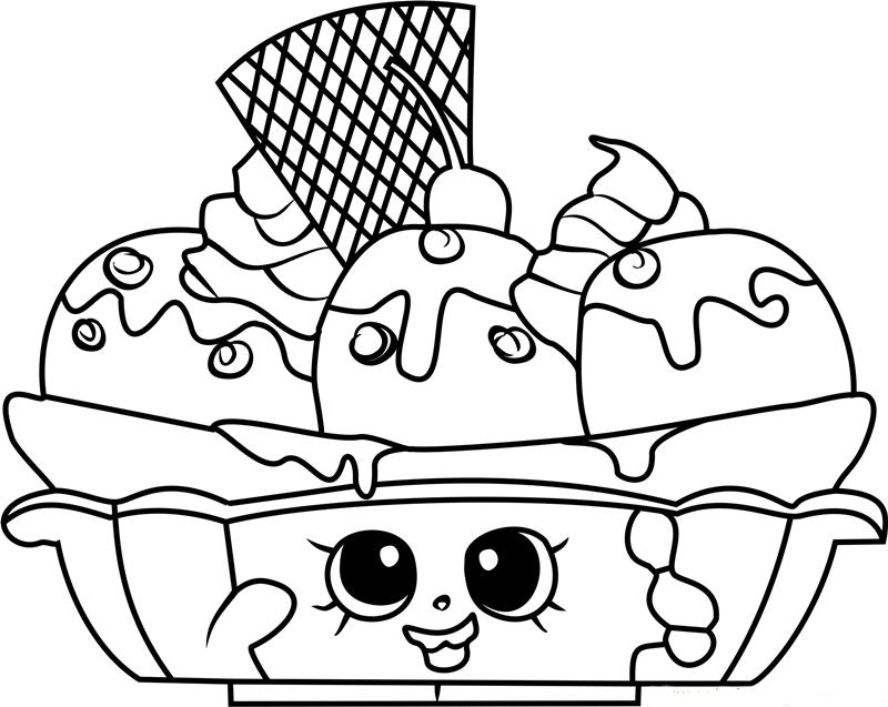 Bau Da Web 12 Desenhos Shopkins Para Colorir