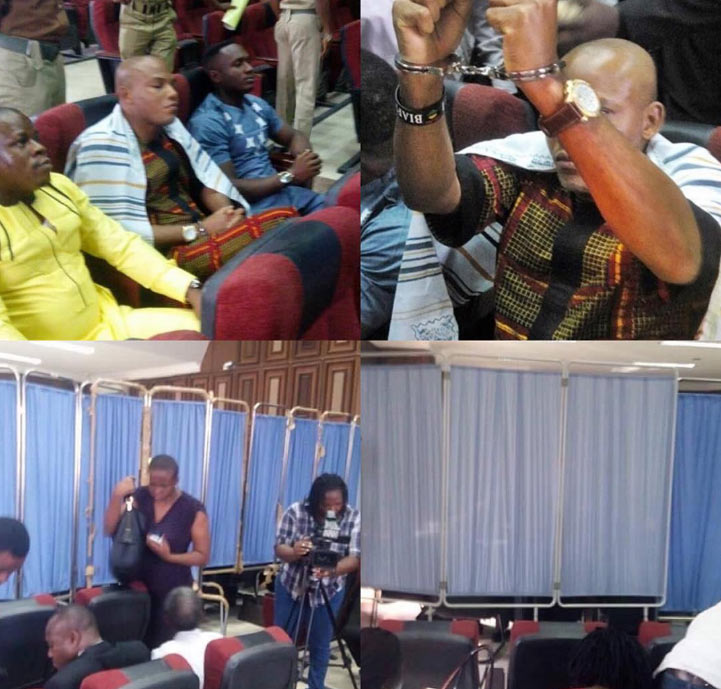 Is there anything special about Nnamdi Kanu? - Judge blasts DSS, prison officials
