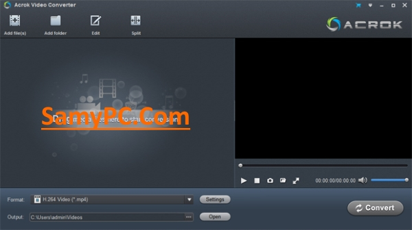 Acrok Video Converter Ultimate Free Download Full Version