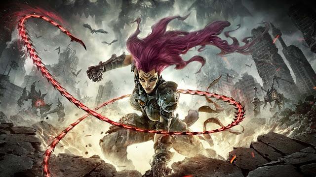 شاهد إستعراض جديد بالفيدو لأسلوب اللعب من Darksiders 3 و قتال لأحد الزعماء
