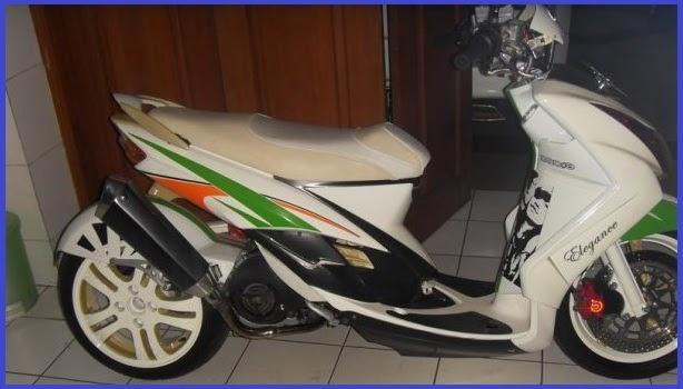 modif motor yamaha 2011 Yamaha Mio Soul_Modifikasi Racing