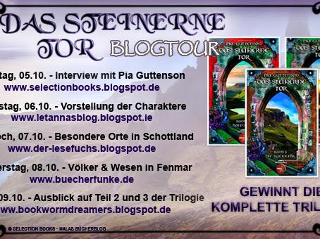 [GEWINNER] Blogtour Das Steinerne Tor