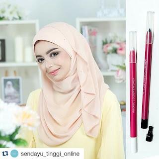 Normal price : RM 29.70 Member price : RM 28.20   ✿ Nak beli dengan harga ahli ? ✿ Whtsapp 0134040411 → confirm dapat harga ahli TANPA perlu daftar ☺  Doll Intense Color Eyeliner