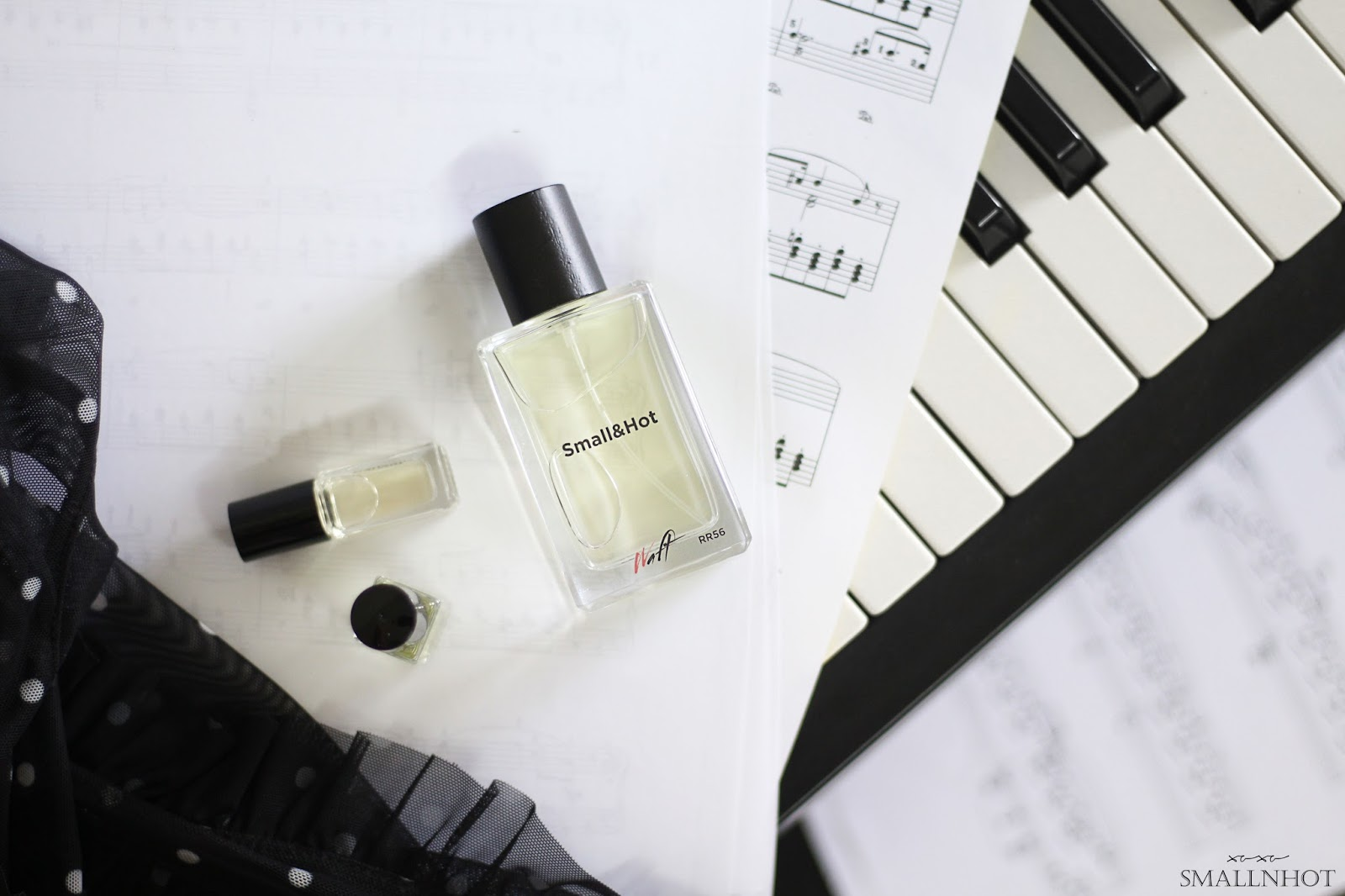 Waft Perfume - Your very own Personalized Fragrance - Small