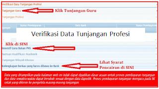 Cek SIM PKB Tunjangan Guru 2018 Untuk Penerbitan SKTP dan Tunjangan Lainnya