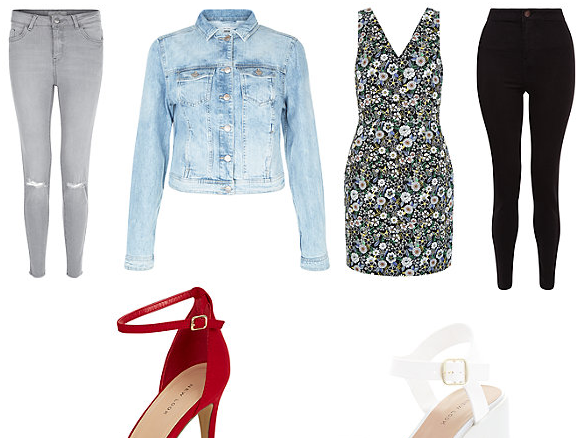 New Look Wishlist!