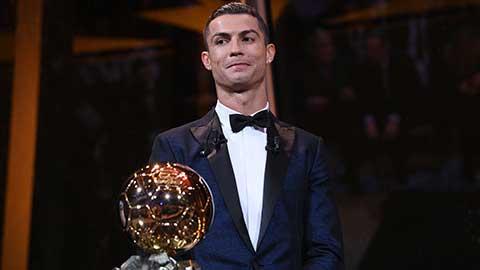 4 lý do Ronaldo không thể giành Quả bóng vàng 2018 1