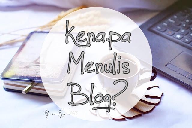 manfaat menulis blog bagi perempuan