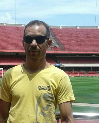 Dirceu Soares acumula 146 palpites certos em 320 possíveis após 32 rodadas do Brasileirão