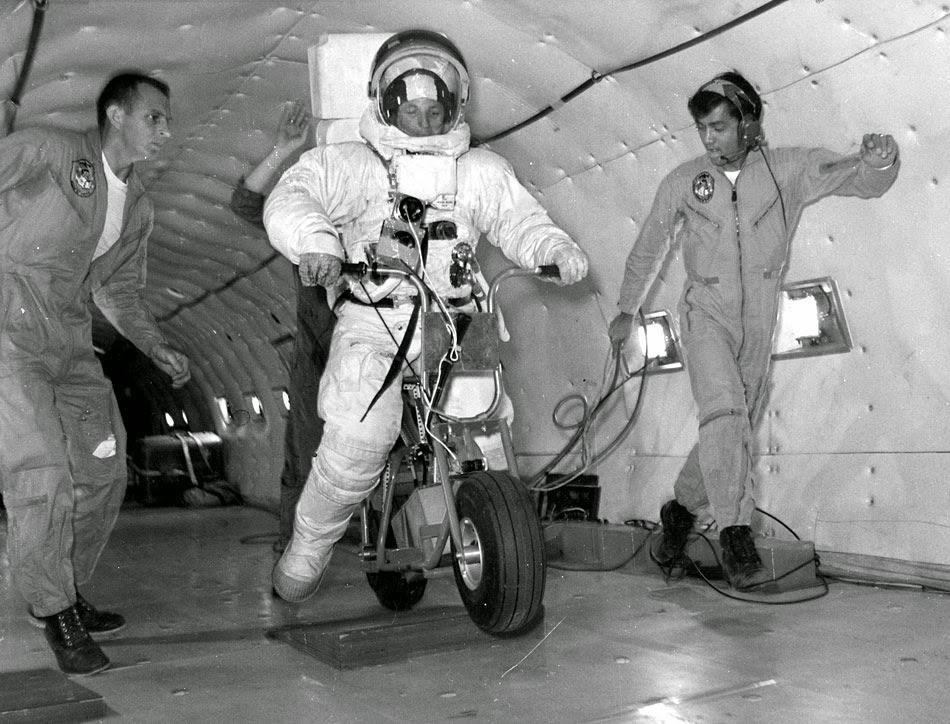 Экспериментальный скутер Nasa