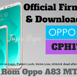 FIRMWARE OPPO F7 YOUTH CPH1859 - TUSERHP