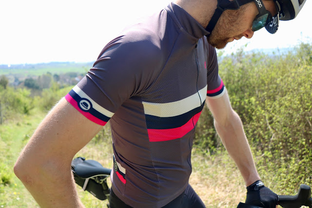 Review - Chapeau Cycling Club Jersey Logo