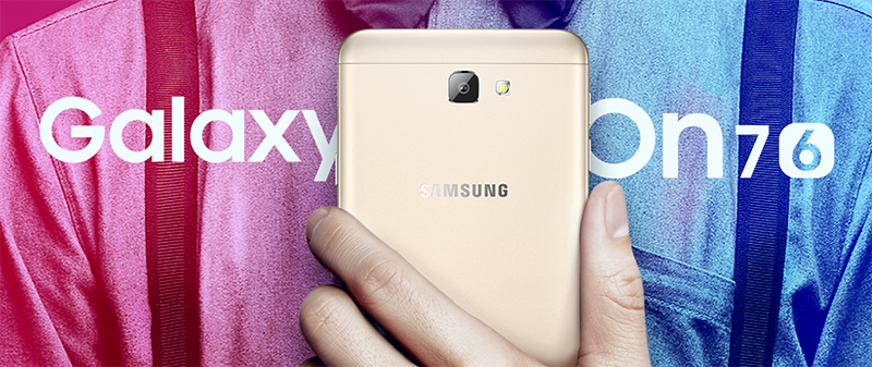 Samsung Galaxy On7 Goes Official, Equipped With Snapdragon 625 Under RMB 1599!