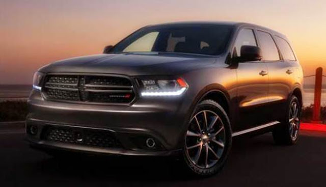 2017 Dodge Durango SRT8