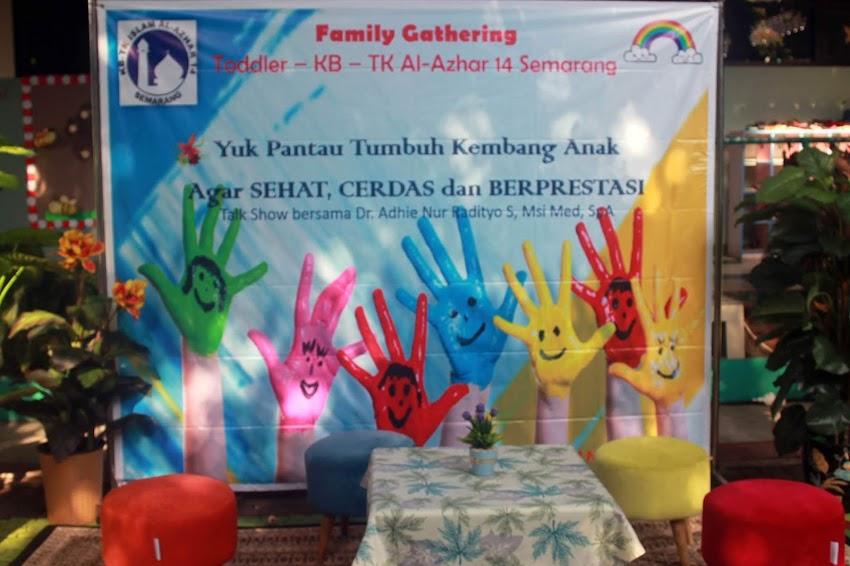 FAMILY GATHERING TODDLER-KB-TK ISLAM AL AZHAR 14