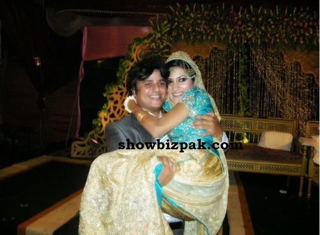 Sana Askari Sadia Sheikh Wedding